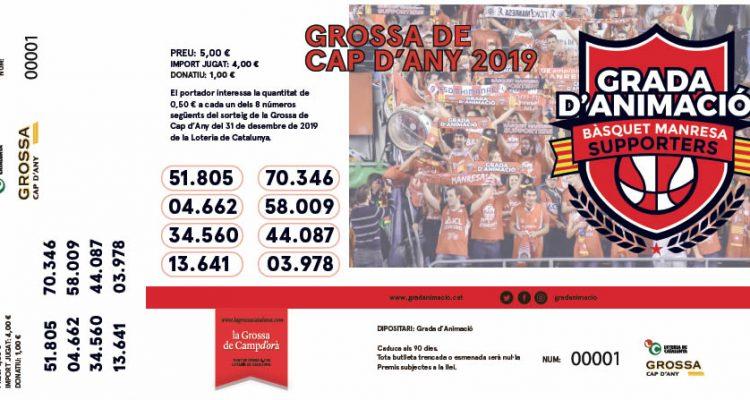 La loteria de la Grada 2019 ja està a la venda