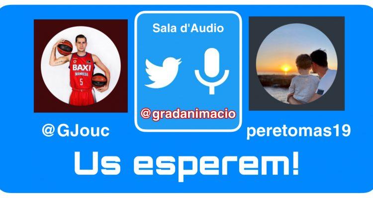 Estrenem la GradaSpace a Twitter