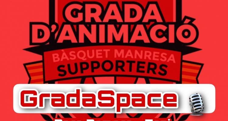 Aquí teniu el GradaSpace amb Pere Romero, Toni Naspler, Pau Treviño i Marc Peñarroya