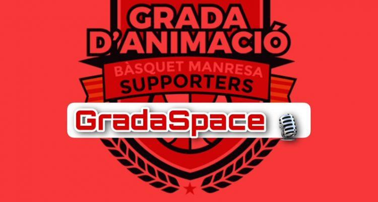 Aquí teniu el GradaSpace amb Pedro Martínez